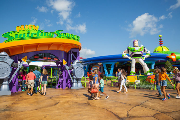 Fatos legais: Toy Story Land no Disney's Hollywood Studios