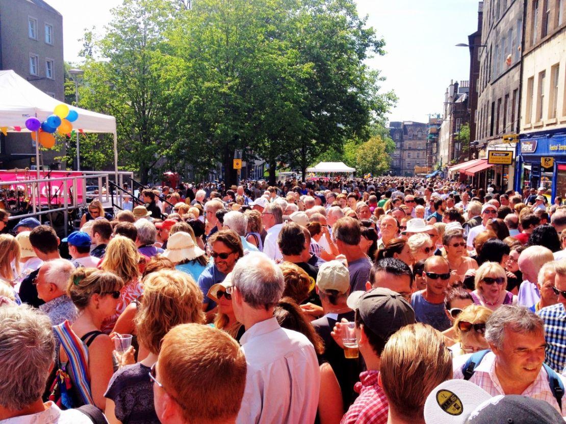 Festivais de Edimburgo