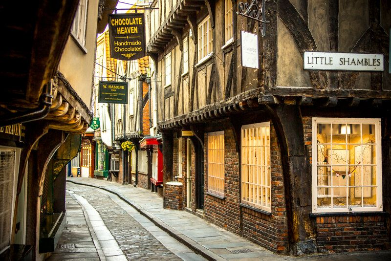 Locações de Harry Potter na Grã-Bretanha