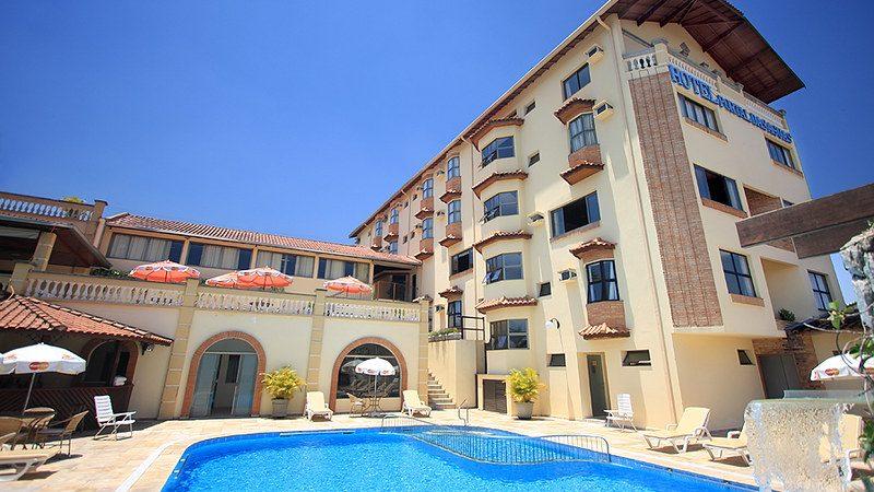 Hotel Portal das Águas, em Águas de São Pedro, é o destino certo para quem quer aproveitar as férias de janeiro com as crianças