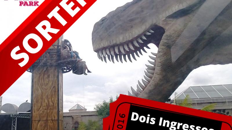 Sorteio – T-Rex Park Campinas