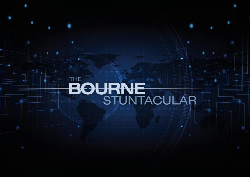 Universal Orlando Resort irá inaugurar The Bourne Stuntacular, um novíssimo e revolucionário show de dublês ao vivo, na primavera norte-americana de 2020